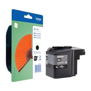 BROTHER LC-129XL BK Tinte schwarz Extra hohe Kapazität 2.400 Seiten  für MFC J6520DW, J6720DW, J6920DW