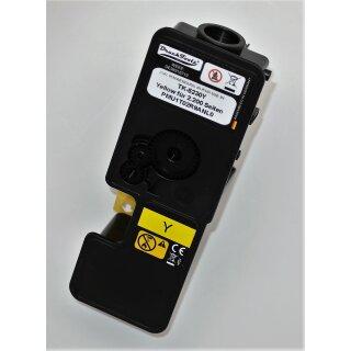 Drucktools Premium Toner Yellow für Kyocera  TK5230Y Ecosys M5521, P5021