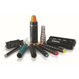 Drucktools Premium Tonerkartusche cyan für Canon C2020, C2030, C2220, C2225, C2230   C-EXV34